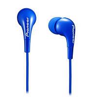Навушники вакуумні провідні без мікрофона Pioneer SE-CL502-L (SE-CL502-L)