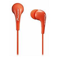 Навушники вакуумні провідні без мікрофона Pioneer SE-CL502-M