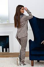 Спортивный костюм зима женский с мехом, фото 2