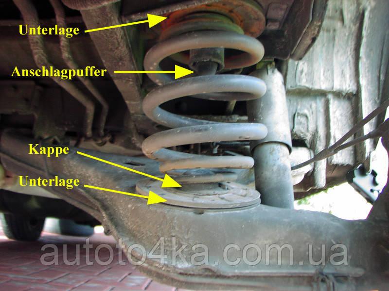 Задние пружины на транспортер т3 материал барабана конвейера