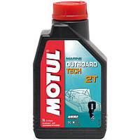 Моторное масло Motul Outboard Tech 2T TC-W3