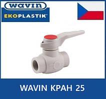 Wavin (ЧЕХИЯ) кран 25
