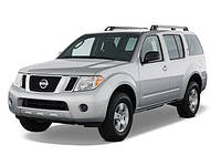 Скло переднє (лобове) Nissan Pathfinder R51/Navara D40/Frontier/Titan/Armada/X-Terra (Позашляховик, Пікап)