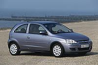 Скло переднє (лобове) Opel Corsa C (Хетчбек) (2000-2006)