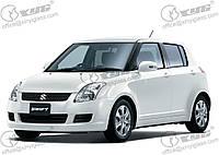 Скло переднє (лобове) Suzuki Swift (Хетчбек) (2005-2010)
