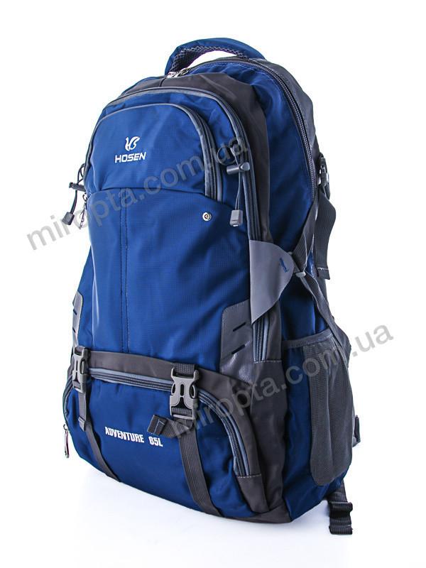 5600c958f8e0 Рюкзак (55х40х20см.) - плащевка HS6536 blue, цена 448 грн., купить в ...