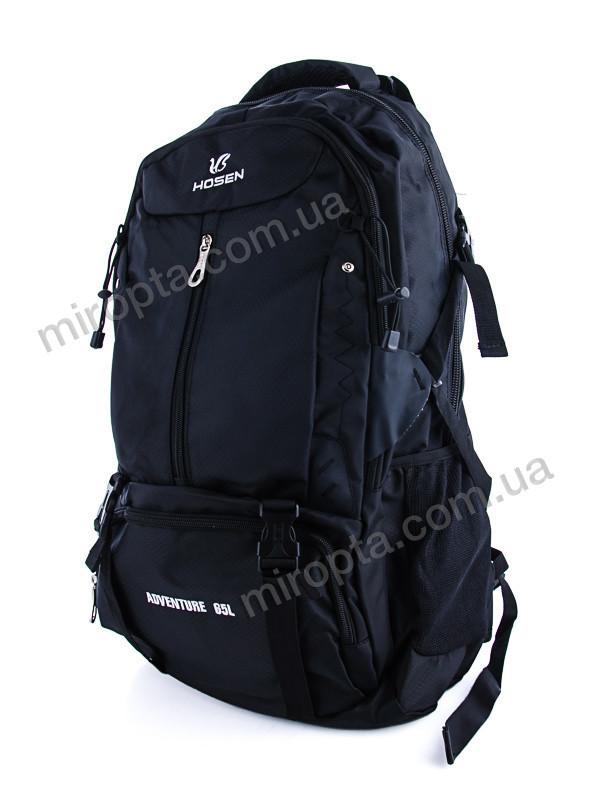 fc8a4c7db7bc Рюкзак (55х40х20см.) - плащевка HS6532 black, цена 448 грн., купить ...