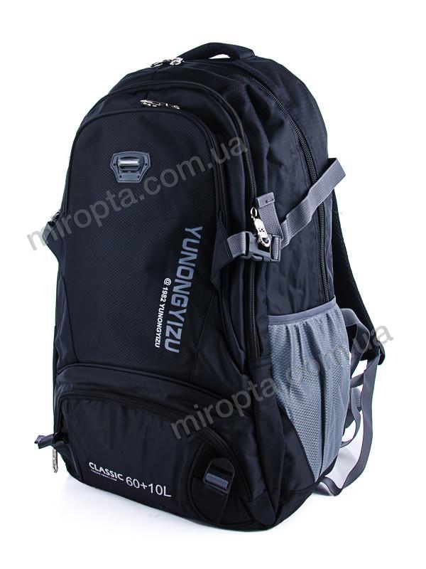 eab095160f9b Рюкзак (55х40х20см.) - плащевка 8222 black, цена 448 грн., купить в ...