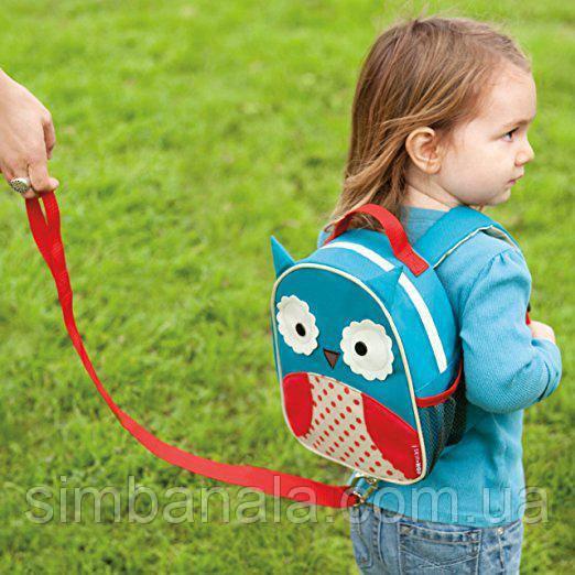 Рюкзачок Skip Hop с ремешком безопасности Сова