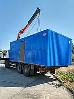 Бытовка офис, Блок-контейнер офисно-административный
