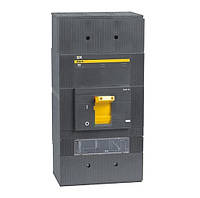 Автоматический выключатель ВА88-43 1250А 3Р 50кА c электронным расцепителем IEK