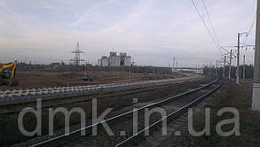 Проектування та погодження залізничних шляхів