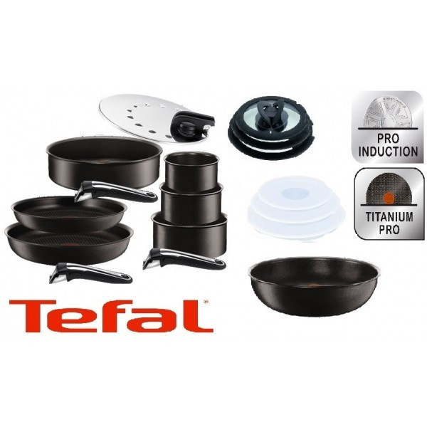 Набор посуды TEFAL INGENIO MAXX21