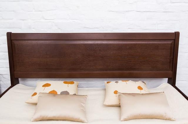 Кровать двуспальная с изножьем филенка изголовье