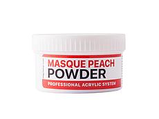 "Masque Peach Powder - матирующая акриловая пудра ""Персик"",  60 гр."
