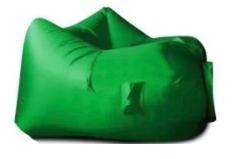 Ламзак надувное кресло lamzak зеленый