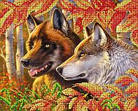 Схема для вишивки бісером вовки в Сумской области. Сравнить цены ... f6874af6245fc