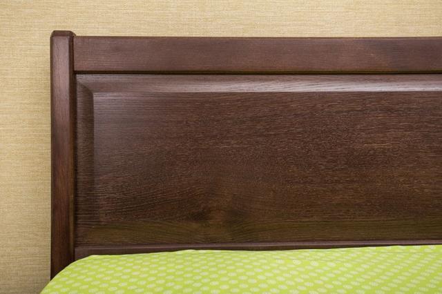 Кровать двуспальная Сити с ящиками филенка изголовье
