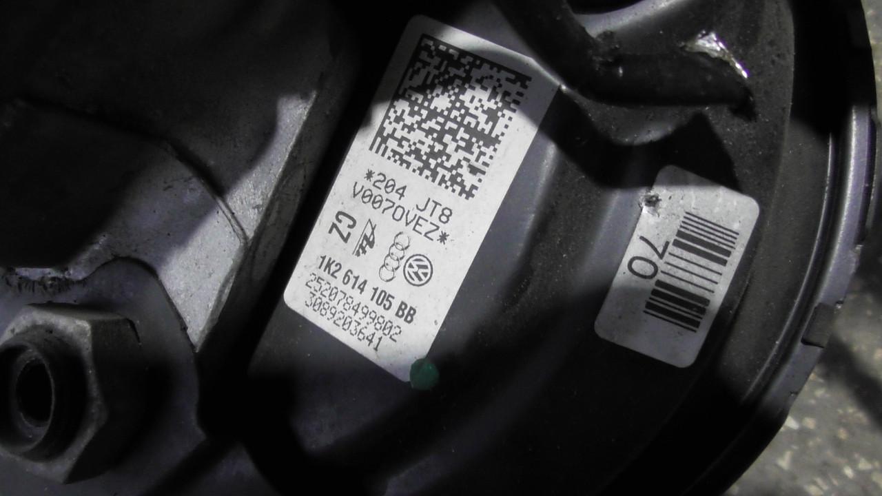 3C2614106N / 1K2614105BB Усилитель тормозов вакуумный Skoda Superb B6