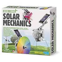 4M Механізми на сонячній енергії, конструктор для розвитку дітей
