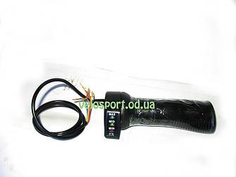 """Ручка газа с датчиком для электроквадроцикла Crosser """"EATV-90304"""""""