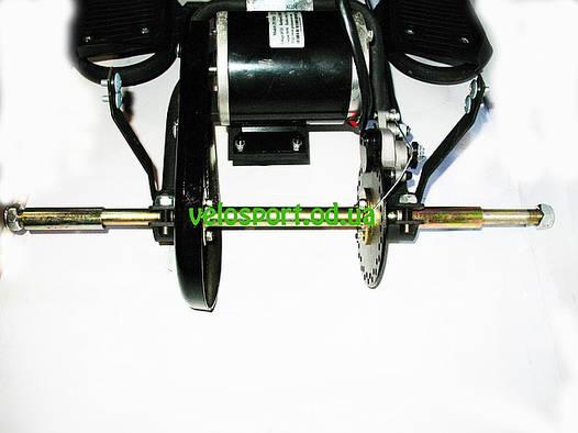 "Тяговая ось задних колес для квадроцикла Crosser ""EATV-90304"""