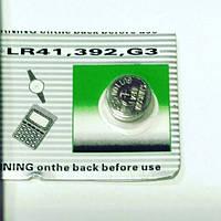 Батарейка таблетка G3, LR41, 392, цена за 1 шт., фото 1