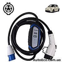 Зарядное устройство для электромобиля Fiat 500e Duosida J1772-32A, фото 1