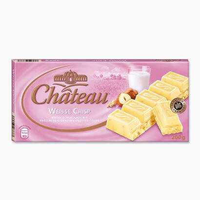 Шоколад Château Weisse Crisp 200g, фото 2