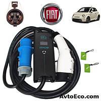 Зарядное устройство для электромобиля Fiat 500e Zencar-J1772-32A, фото 1
