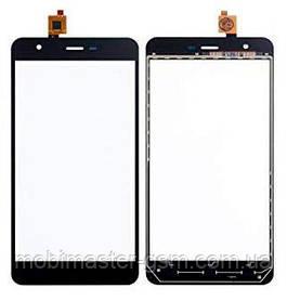 Тачскрин (сенсорный экран) Jiayu S3 черный
