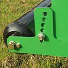 Измельчитель, мульчерователь  для садов и виноградников с  2-мя  роторами G2 150-180, фото 5