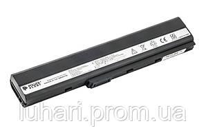 Аккумулятор PowerPlant для ноутбуков ASUS A40J (A32-K52, ASA420LH) 14.8V 5200mAh