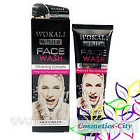 Гель для умывания WOKALI Face Wash White
