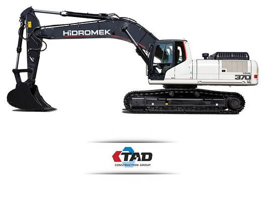 Гусеничный экскаватор HIDROMEK HMK 370LC HD, фото 2