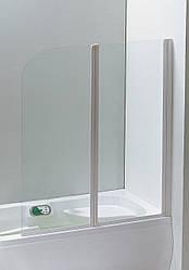 Распашная шторака для ванны 120*138 см EGER 599-121W