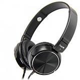 Навушники HAVIT HV-H2178d з мікрофоном Black, фото 2