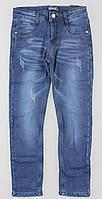 Джинсовые брюки на флисе для мальчиков Grace оптом, 134-164 рр.
