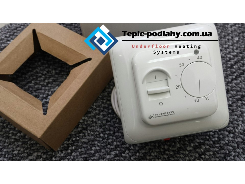 Механический Регулятор (для теплого пола) RTC 70.26