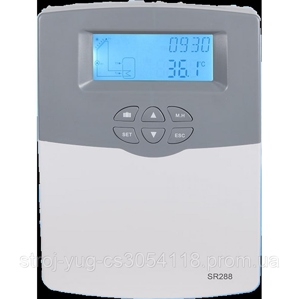 Контроллер для солнечных систем SR288
