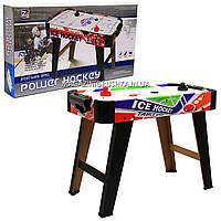 Детский воздушный хоккей «Аэрохоккей» настольная игра, арт. 3003+2