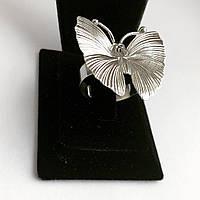 Кільце Мої прикраси з срібла у формі метелика, фото 1