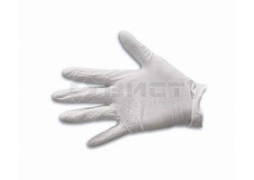 Перчатки 16-140 латексные (уп.10шт) Technics