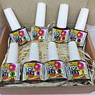 Акварельные чернила Yo!Nails INKS 2 (желтый цвет), фото 3