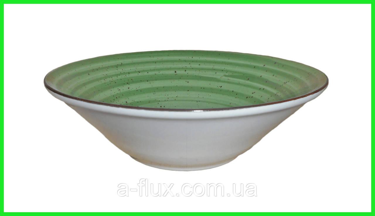 Салатник Farn Siesta Олива 500мл, 175Х50мм