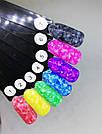 Акварельные чернила Yo!Nails INKS 4 (синий цвет), фото 2