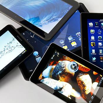 Типы тачскринов для планшетов и причины их поломки