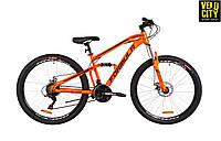 """Велосипед Formula Blaze DD 27.5"""" 2019 оранжевый"""