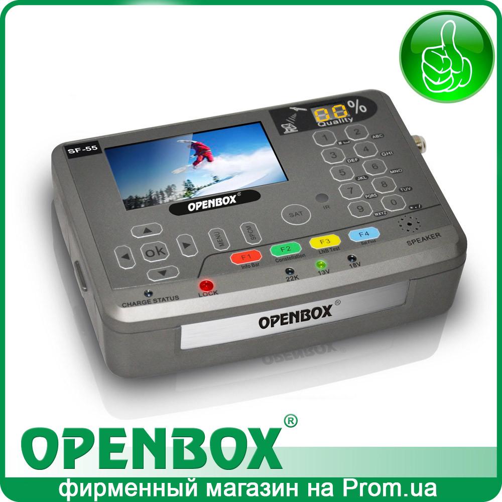 Прибор настройки спутниковых антенн Openbox SF-55