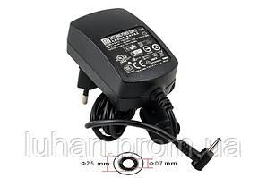 Блок питания для планшетов (зарядное устройство) PowerPlant  ACER 220V, 5V 10W 2A (2.5*0.7)